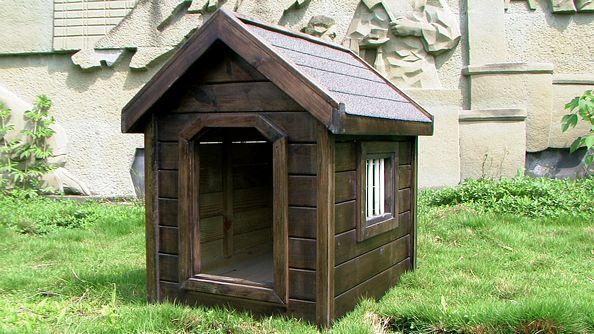 哈多利生态狗屋原创设计制造室外系列Ho08